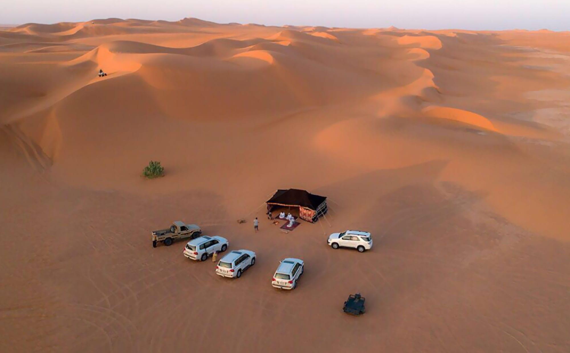 Empty Quarter Desert Trip (Long)