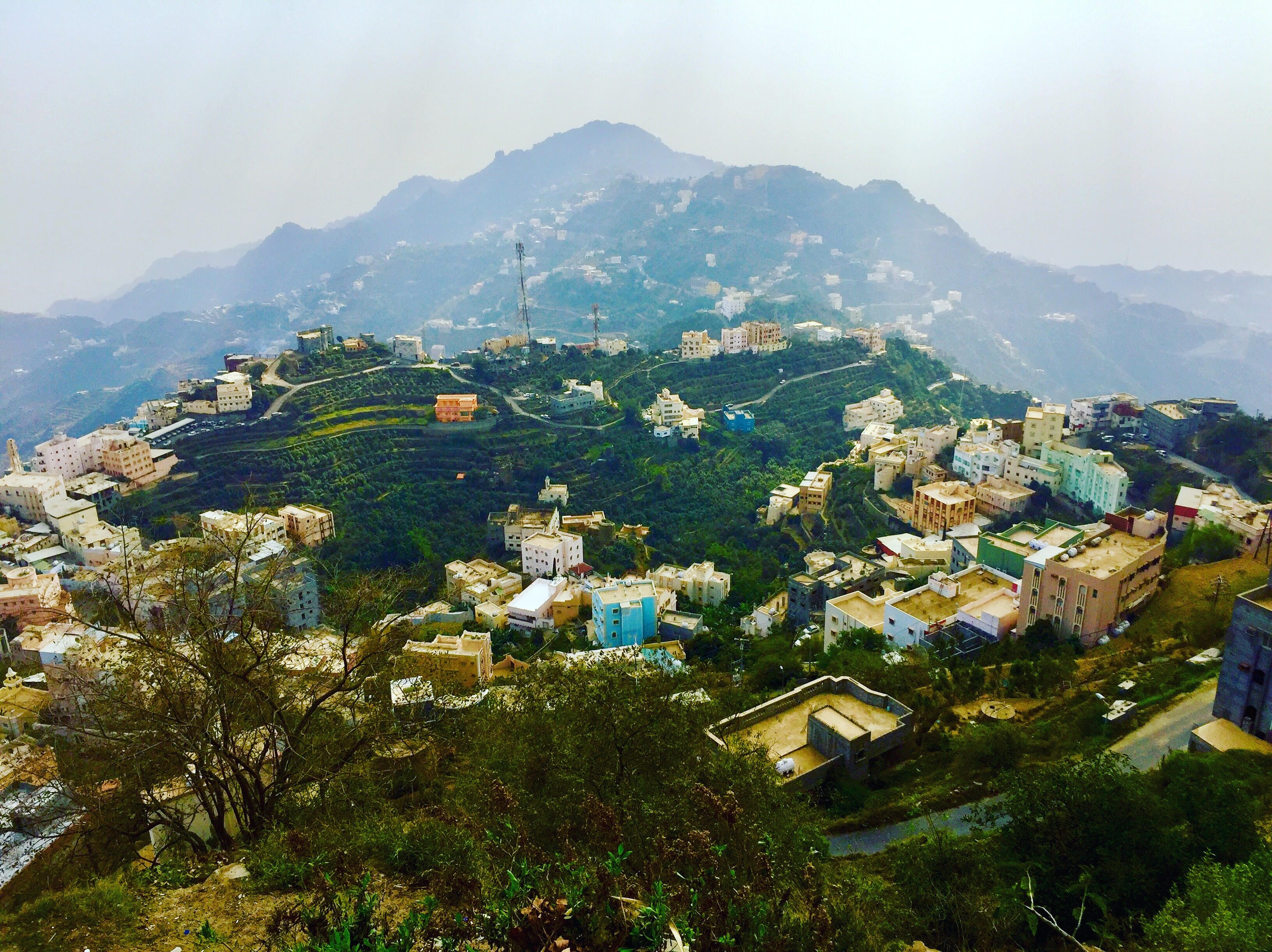 Jazan Mountains 2 days