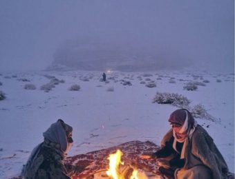 Saudi Arabia winter trips