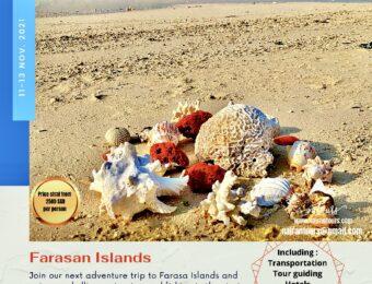 Farsan islands Nov. package
