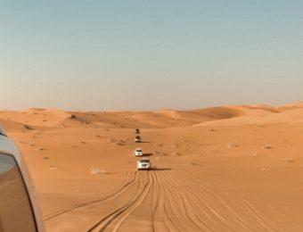 Empty Quarter desert trip (2days/2nights)