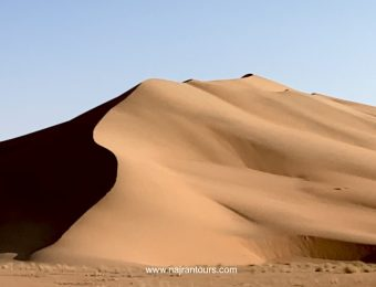 Empty quarter package trip ( 4 days) / up on request